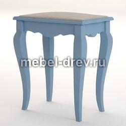 Табурет мягкий Leontina blue (Леонтина блю) ST9313/B