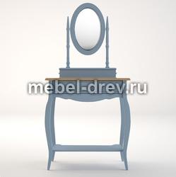 Туалетный стол Leontina blue (Леонтина блю) ST9321/B