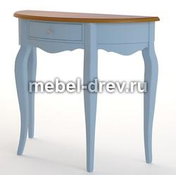 Туалетный стол Leontina blue (Леонтина блю) ST9324/B