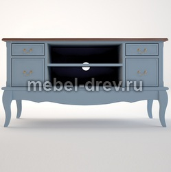 Тумба под ТВ Leontina blue (Леонтина блю) ST9328/B