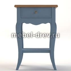 Тумба прикроватная Leontina blue (Леонтина блю) ST9302S/B