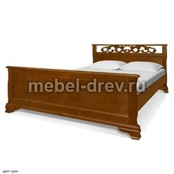 Кровать односпальная Лоредо 90 WoodMos
