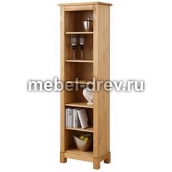 Шкаф для книг Рауна-00 бейц
