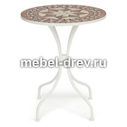 Столик Romeo (Ромео) плитка Звезда