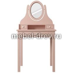 Туалетный столик с зеркалом Adelina (Аделина) DM-1038ETG-R