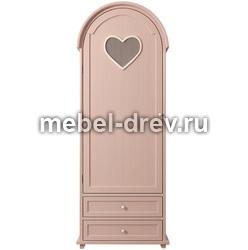 Шкаф 1-створчатый Adelina (Аделина) DM-1026ETG-R