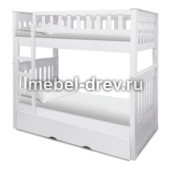 Двухъярусная кровать Астрид