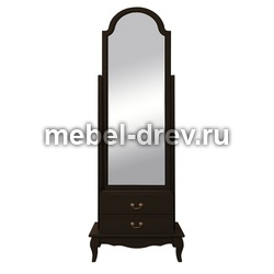 Зеркало напольное Leontina (Леонтина) ST-9322 BLK