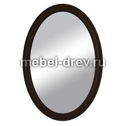 Зеркало овальное Leontina (Леонтина) ST-9333 BLK