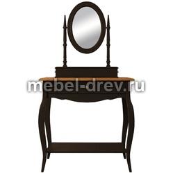 Туалетный стол Leontina (Леонтина) ST-9321 BLK