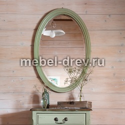 Зеркало овальное Belveder (Бельведер) ST-9333G