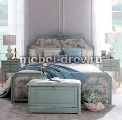 Кровать двуспальная Belveder (Бельведер) ST-9341AB