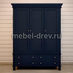 Шкаф трехстворчатый Jules Verne (Жюль Верн) B