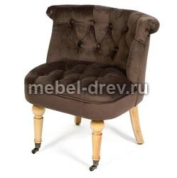 Кресло Bunny (Банни) коричневое С102