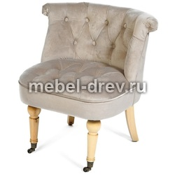 Кресло Bunny (Банни) сиреневое