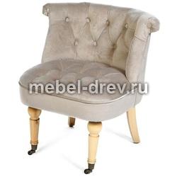 Кресло Bunny (Банни) серое C102