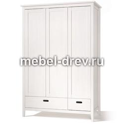 Шкаф трехдверный Сиело 77319