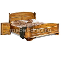 Кровать Провинция П02Б