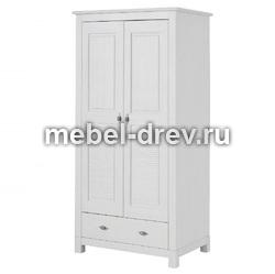 Шкаф Рауна-21 180 белый воск