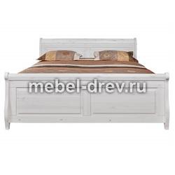 Кровать Мальта-160 (242) без ящиков