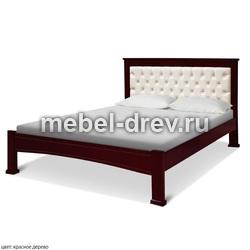 Кровать двуспальная Лоредо 180 WoodMos