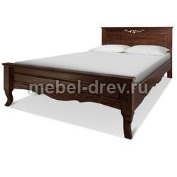 Кровать односпальная Лоредо 120 WoodMos