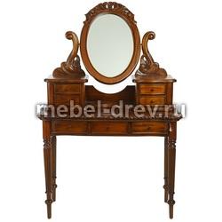 Туалетный столик с зеркалом WA 016