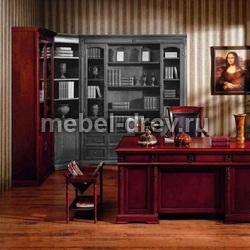 Шкаф книжный 2-х дверный С05 без карнизов