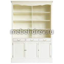 Шкаф книжный 4-х дверный С05 без карнизов