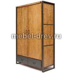 Шкаф CORNER С05 книжный угловой