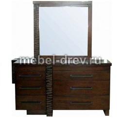 Комод с зеркалом Роберта 3955-DT