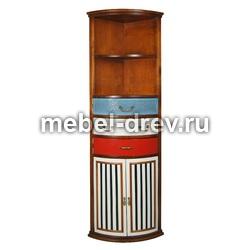 Буфет угловой Gouache (Гуашь) M10521ETG