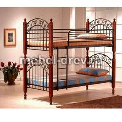 Кровать двухъярусная PS 600