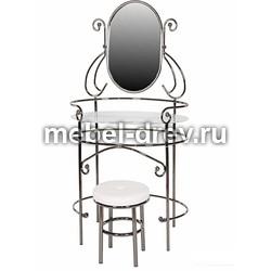 Туалетный столик 9909 с пуфиком