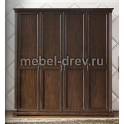 Шкаф 4-дверный Нотти 9901