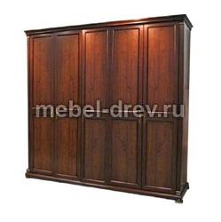 Шкаф 5-дверный Нотти 9901
