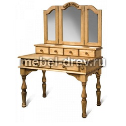 Туалетный стол с зеркалом Викинг GL