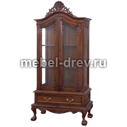 Витрина двухдверная Henry 2D display cabinet