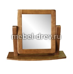 Зеркало настольное Юта WoodMos