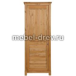 Шкаф для одежды Рауна-100 бейц