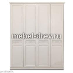 Шкаф двухдверный 2PV Лоредо WoodMos