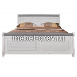 Кровать Мальта-160 М (242) без ящиков