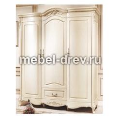 Шкаф 3-х дверный Милано 8803