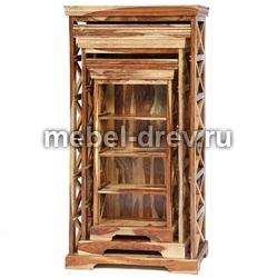 Шкафы для книг (набор) Бомбей SAP-0761А