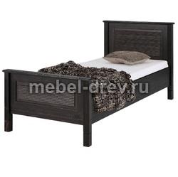 Кровать двуспальная Блисс Б-160
