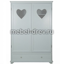 Шкаф 2-створчатый Adelina (Аделина) DM-1027ETG