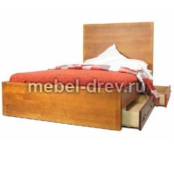 Кровать односпальная Gouache (Гуашь) M10512ETG/4