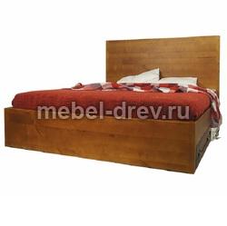 Кровать двуспальная Gouache (Гуашь) M10516ETG/4