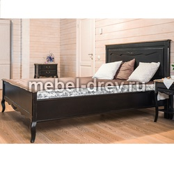 Кровать двуспальная Belveder (Бельведер) ST-9141N
