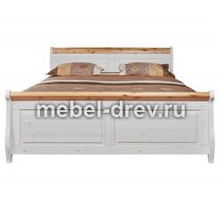 Кровать Мальта 140х200 без ящиков